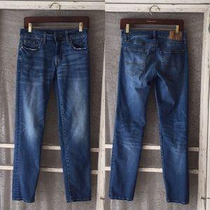 AEO Next Level Flex Slim Straight 28 x 30 Jeans